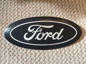 Putco 92700 Black Anodized Billet Aluminum Ford Emblem - Pre Owned