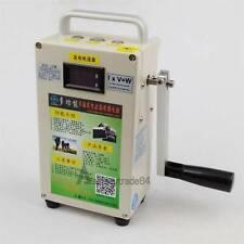 1PC Car Emergency start phone Charger portable Hand Crank Generator New