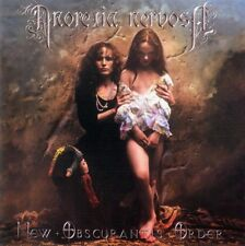 ANOREXIA NERVOSA - New Obscurantis Order CD