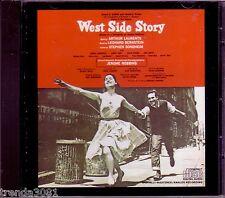 West Side Story Original Broadway Recording CD Classic 50s CBS Music Rare