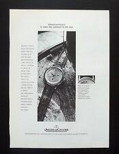 F133 - Advertising Pubblicità - 1992 - JAEGER LE COULTRE , GEOGRAPHIQUE