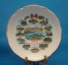 EXPO 67 Souvenir Plate England Bone China Royal Darwood