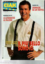 CIAK=N°6 GIUGNO  1990=MEL GIBSON AIR AMERICA