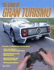 Cars of Gran Turismo Book 7 6 ps4 Sony Playstation Civic Type R NSX Spoon S2000