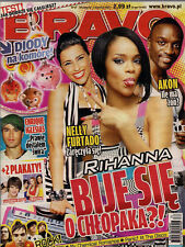Bravo 17/2007 front Rihanna,in:Britney Spears , Paris Hilton,Fall Out Boy,Akon