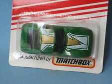 Matchbox Super GT Monteverdi Hai Green UK Issue Toy Model Car in BP
