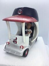 Chief Wahoo Fausto Carmona Bobblehead Bullpen Car Cleveland Indians FIGURINE '08