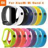 for XIAOMI MI Band 4 /MI Band 3 Original Silicon Wrist Strap WristBand Bracelet-