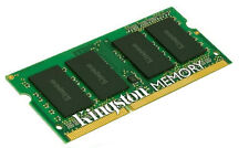 Kingston 4GB 1600 MHz Laptop Notebook PC DDR3L Memory Module RAM SODIMM KVR16LS