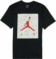 Air Jordan T Shirt Mens 2XL Black Authentic Nike Jumpman Poolside Logo Crew Tee