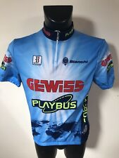 Maillot Cycliste Ancien Gewiss Taille 5 XL