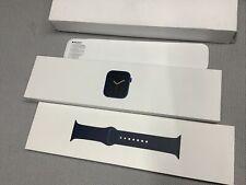 Apple Watch Gen 6 Series 6 40mm Blue Aluminum - Deep Navy Sport Band MG143LL/A
