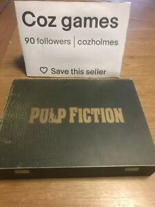 Blu-Ray Pulp Fiction Limited Edition Golden Suitcase Edition