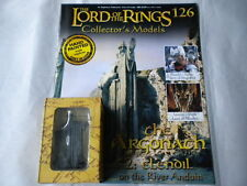 Lord of the Rings Figures - Issue 126 The Argonath 2 Elendil on the River Anduin