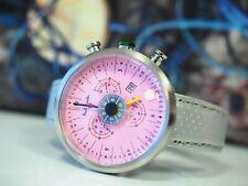 Paul Smith 531 Chronograph Cycling Watch Giro d'Italia Pink Watch New Very Rare