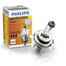 P 2 x PHILIPS  H4 12V 55W Halogen Lampe  12342PRC1 P43t  30 % mehr Licht