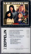 CD LED ZEPPELIN LIVE AT THE PARIS THEATRE OF LONDON 1971
