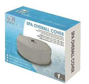 "Mspa Bubble Spa Overall Cover for 4 persons spa -190 cm X 70 cm (75"" X 27.5"") UK"