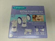 """New listing """"Open Box - Never Used"""" - Lansinoh Extra Pumping Set"""