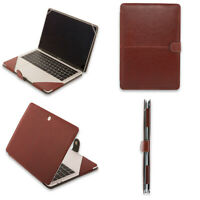 """Laptop PU Leather Case Cover For Apple MacBook Air Pro 11.6"""" 12"""" 13.3"""" 15.4"""" 16"""""""
