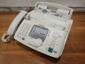 Panasonic fax and copier machine from the 90s