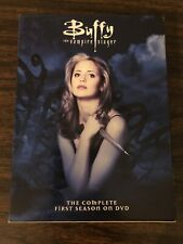 Buffy the Vampire Slayer - The Complete First Season DVD