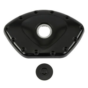 Black Front Timing Chain Cover Set Fit for Honda Goldwing GL1800 01-13 02 03 04