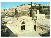 Jerusalem: Tomb of The Virgin, Israel, Palestine Rare Vintage Postcard