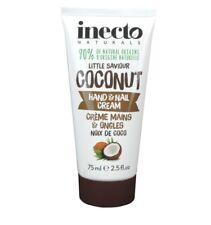 Inecto Coconut Hand & Nail Cream - 75ml