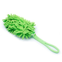 Handheld Microfibre Noodle Sweeper Duster Tile Floor Cleaning Removeable Head