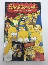SIMPSONS COMICS EXTRAVAGANZA - Foreign Comic Book - 2010s - VERY RARE - 8.0 VF