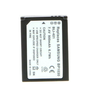 *New* Replacement battery for Samsung BP1030 Li-ion