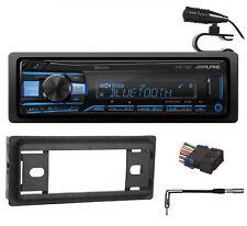 Alpine Digital Media Bluetooth Stereo Receiver For 90-94 Chevrolet S-10 Blazer