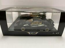 1/43 NEO SCALE MODELS 45920 KOENIG TESTAROSSA 1985 FERRARI BLACK model car
