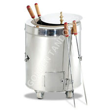Quality Charcoal Tandoor for Home