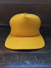 vintage new era snapback hat adult size M / L deadstock NWOT 80s made in USA