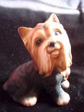 Harvey Knox HHH ceramic Yorkshire Terrier ornament