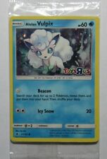 Alolan Vulpix HOLO - Toys R Us Promo 21/145 - Sealed Pokemon Card