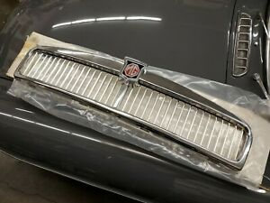 MG MGB Chrome Grille Brand New