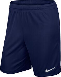 Neu Nike Dry Fit Park Herren Shorts kurze Hose Größe M L XL Fußball Training