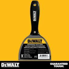 """DEWALT Putty Knife 5"""" Carbon Steel Joint Knife Flexible Paint Scraper"""