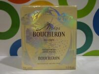 BOUCHERON ~ MISS BOUCHERON EAU LEGERE PARFUM SPRAY ~ 3.3 OZ LIMITED EDITION
