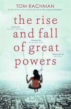 New, The Rise and Fall of Great Powers, Rachman, Tom, Book