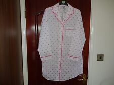JOHN LEWIS PINK SPOT NIGHT SHIRT SIZE UK12