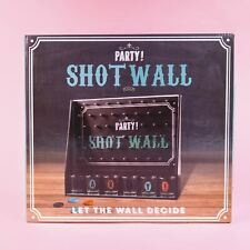 Party Shot Wall Adult Fun Drinks Shots Drinking After Dinner Party Game Hen Do
