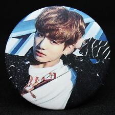 Fashion KpopBangtan Boys JUNG KOOK Badge Brooch Chest Pin Souvenir Gift