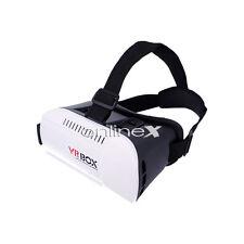 """Gafas Realidad Virtual 3D VR Box Vídeo Película para Móviles de 4.7-6"""" a1697"""