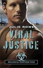 2 Julie Rowe Biological Response Team novels-Viral Justice 2016/2015 Lethal Game
