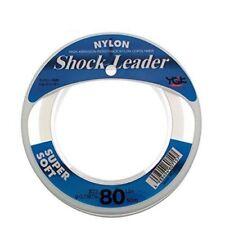YGK Yotsuami DMV Nylon Shock Leader 50m 80lb #22  Fishing LINE From JAPAN