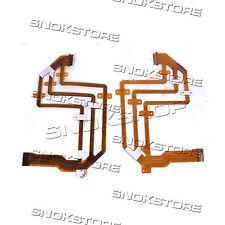 LCD FLEX CÂBLE CÂBLE PLAT POUR CAMÉSCOPE SONY DCR-SX33E SX34E SX43E SX44E SX63E